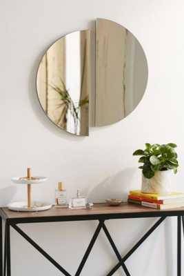 Half-Circle Mirror - Urban Outfitters