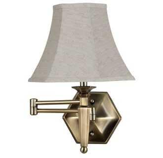 Kenroy Home Georgetown Mackinley 1 Light Plug - lightingdirect.com