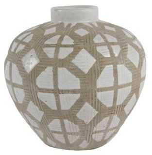 Graphic Vase - One Kings Lane