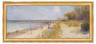 Charles Conder, Rickett's Point, 1890 - One Kings Lane