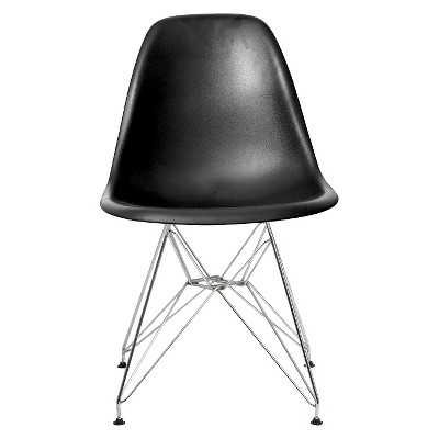 AEON Paris Molded Plastic Dining Chair (Set of 2) - Target