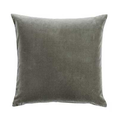 Signature Velvet & Linen Pillow - Ballard Designs