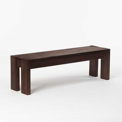 Boerum Dining Bench - West Elm
