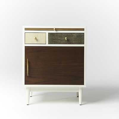 Patchwork Nightstand - Multi - West Elm