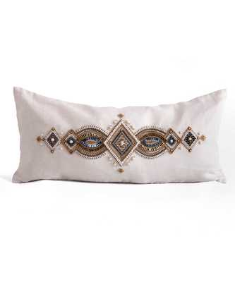 """Brigitte Pillow - 12""""x26"""" - Bliss Home and Design"""