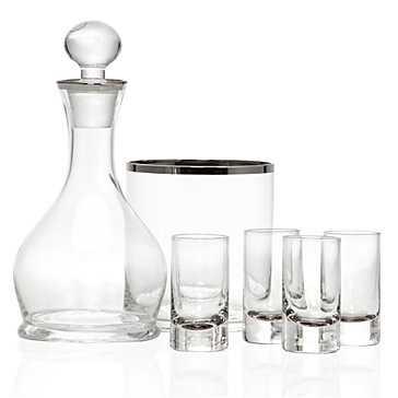 Salud Gift Set - Silver - Z Gallerie