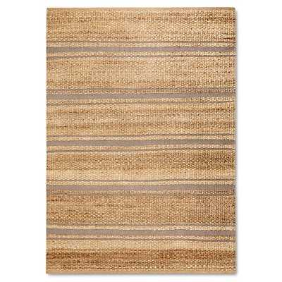 "Jute Striped Rug - The Industrial Shopâ""¢ - Target"