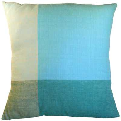 Seaside Small Pillow 12 x 12 with insert - Overstock