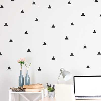 Triangle Wall Decal - AllModern