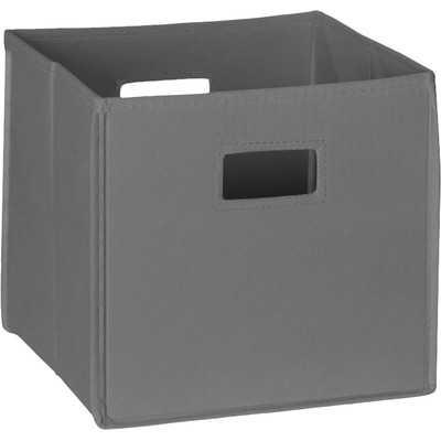Folding Toy Storage Bin - Set of 2 - Wayfair