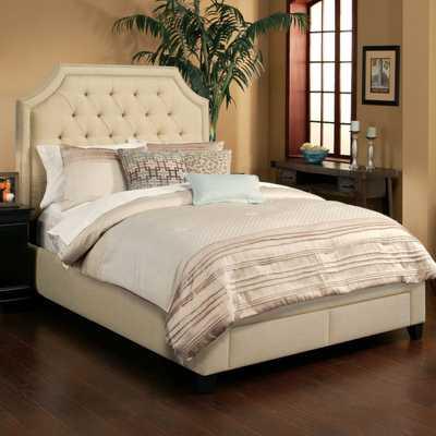 Audrey Upholstered Storage Platform Bed - Wayfair