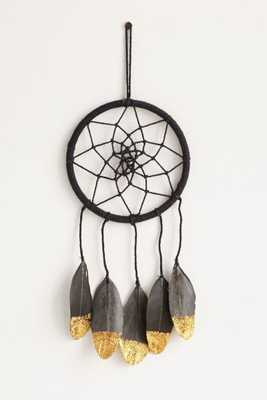 Magical Thinking Magga Gold Dreamcatcher-Black - Urban Outfitters