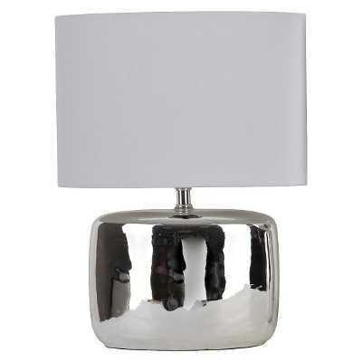 Solid Shade Ceramic Lamp - Target