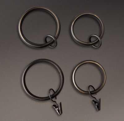 ESTATE RINGS - CLIP - set of 7 - RH
