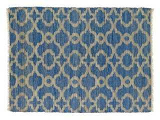 Barris Jute-Blend Rug - One Kings Lane