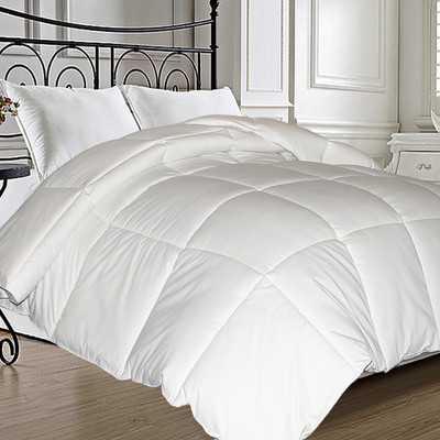 Natural Feather All Season Down Comforter - Wayfair