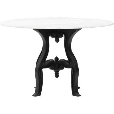 Hobbs Round Dining Table - High Fashion Home