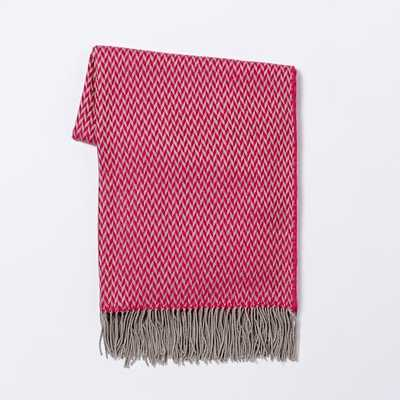 Warmest Throw - Shockwave - West Elm