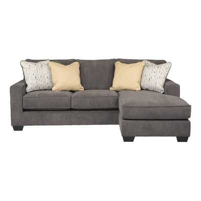 Hollins Right Hand Facing Sectional - Wayfair