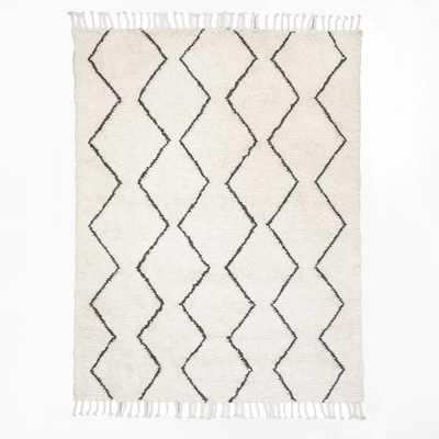 Souk Wool Rug - 3x5 - West Elm