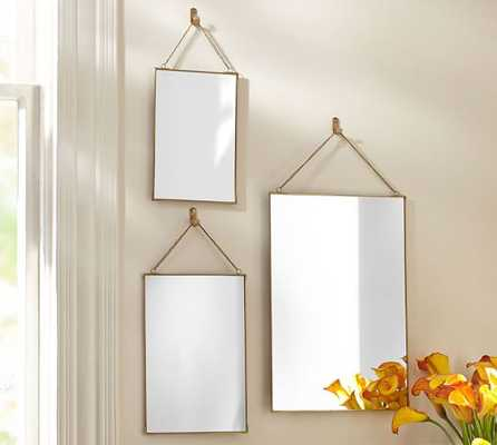 Callie Mirrors - Large - Pottery Barn