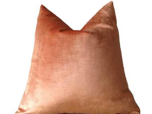 Velvet Pillows, Throw Pillows - Etsy