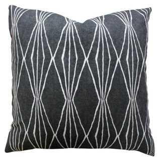 Ridge Pillow - One Kings Lane