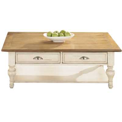 Ocean Isle Occasional Coffee Table - Wayfair