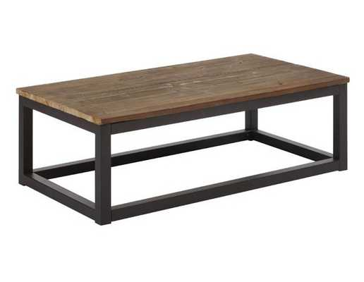 Garnet Rectangular Coffee Table - Apt2B