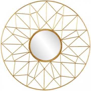 Chloe Decorative Wall Mirror - Home Depot