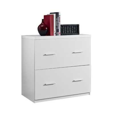 Princeton 2 Drawer Lateral File Cabinet - Wayfair