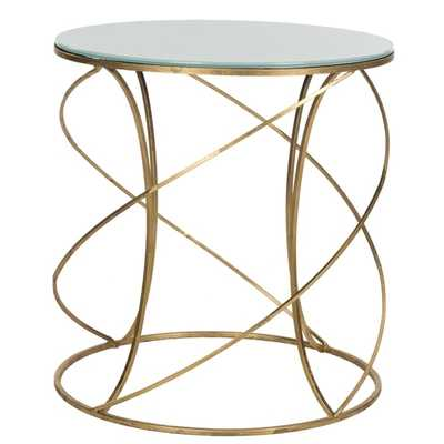 Safavieh Treasures Cagney Top Accent Table - Overstock