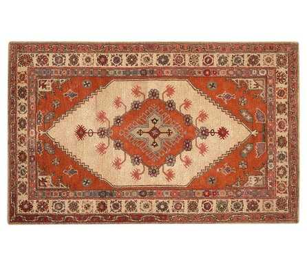 Sahara Persian Rug - Orange - 8 X 10' - Pottery Barn