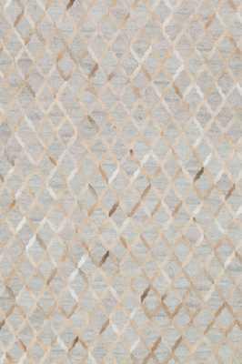 Loloi Dorado Db-04 Grey - Sand Area Rug - rugstudio.com