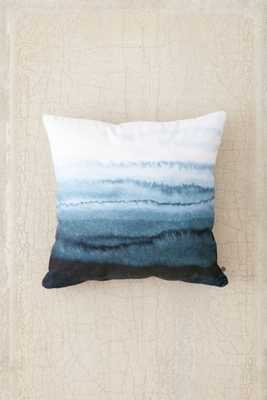 """Monika Strigel For Deny Within The Tides Pillow - Grey - 26"""" x 26"""" - Insert sold separetely - Urban Outfitters"""