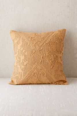 """Echo Stitched Pillow, 18"""" x 18"""", Polyfill - Urban Outfitters"""