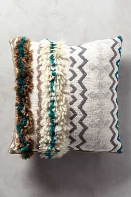 Tufted Ariany Pillow - Anthropologie