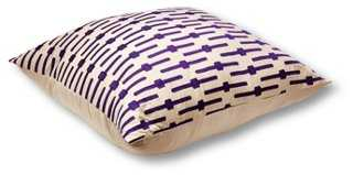 Geo Floor Pillow - One Kings Lane