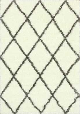 Moroccan Diamond Shag Rug - Rugs USA