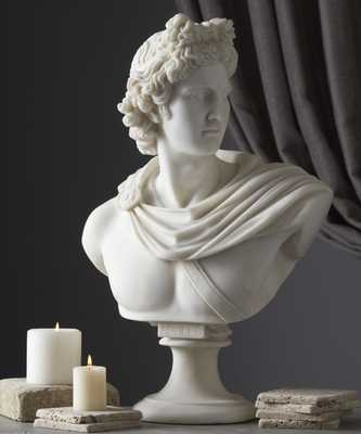 Apollo Pantheon Bust - Bliss Home and Design