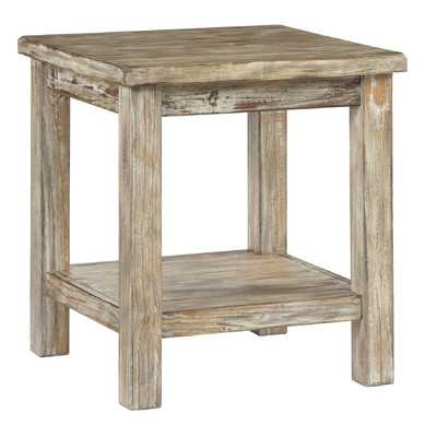 Chatham Side Tableby Signature Design by Ashley - Wayfair