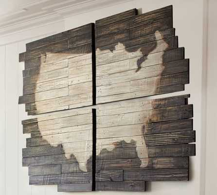 Planked USA Panels - Pottery Barn