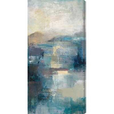 'Seasonal Tones' by Bailey Painting Print on Wrapped Canvas - AllModern