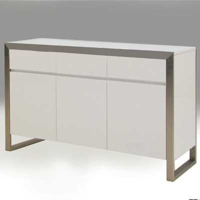 Moda Buffet - White - Wayfair