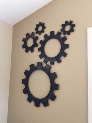 Cogs / Gears For Wall Decoration Vintage Industrial - Etsy