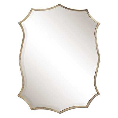 Uttermost Migiana Nickel-plated Mirror - Overstock