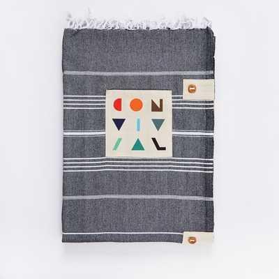 Convivial Link Outdoor Blanket - West Elm
