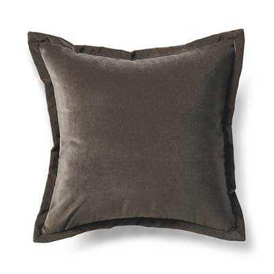 Jackson Velvet Decorative Pillow - Frontgate