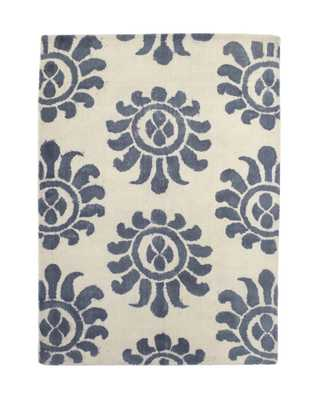 Azul Handpainted Rug - 8x10 - Serena and Lily