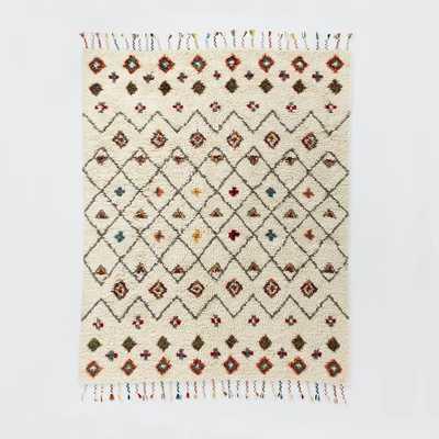 Riad Wool Rug - 9'x12' - West Elm